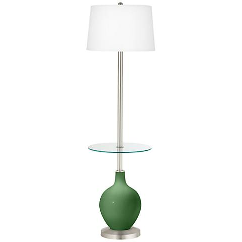 Garden Grove Ovo Tray Table Floor Lamp