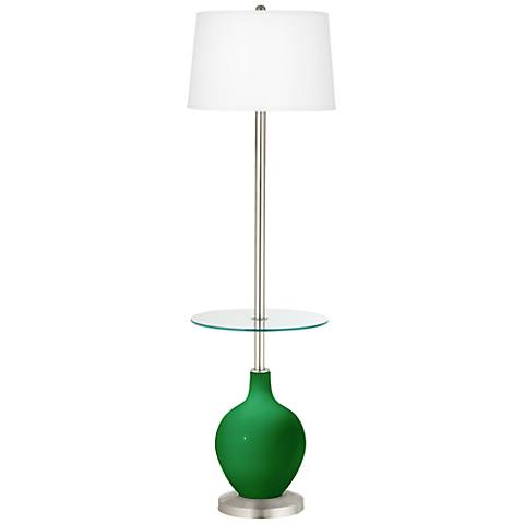 Envy Ovo Tray Table Floor Lamp