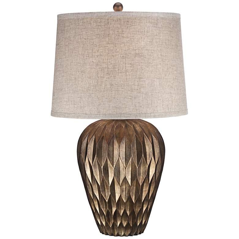Buckhead Bronze Urn Table Lamp