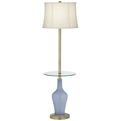 Blue Sky Anya Tray Table Floor Lamp