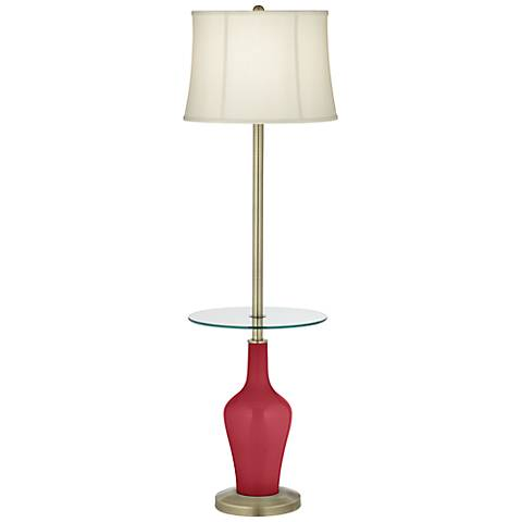 Samba Anya Tray Table Floor Lamp
