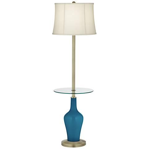 Bosporus Anya Tray Table Floor Lamp