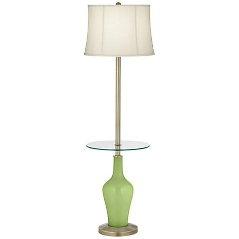 Lime Rickey Anya Tray Table Floor Lamp