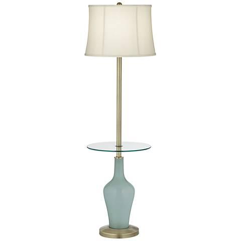 Aqua-Sphere Anya Tray Table Floor Lamp