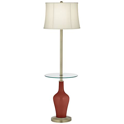 Madeira Anya Tray Table Floor Lamp