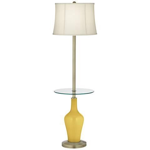 Nugget Anya Tray Table Floor Lamp