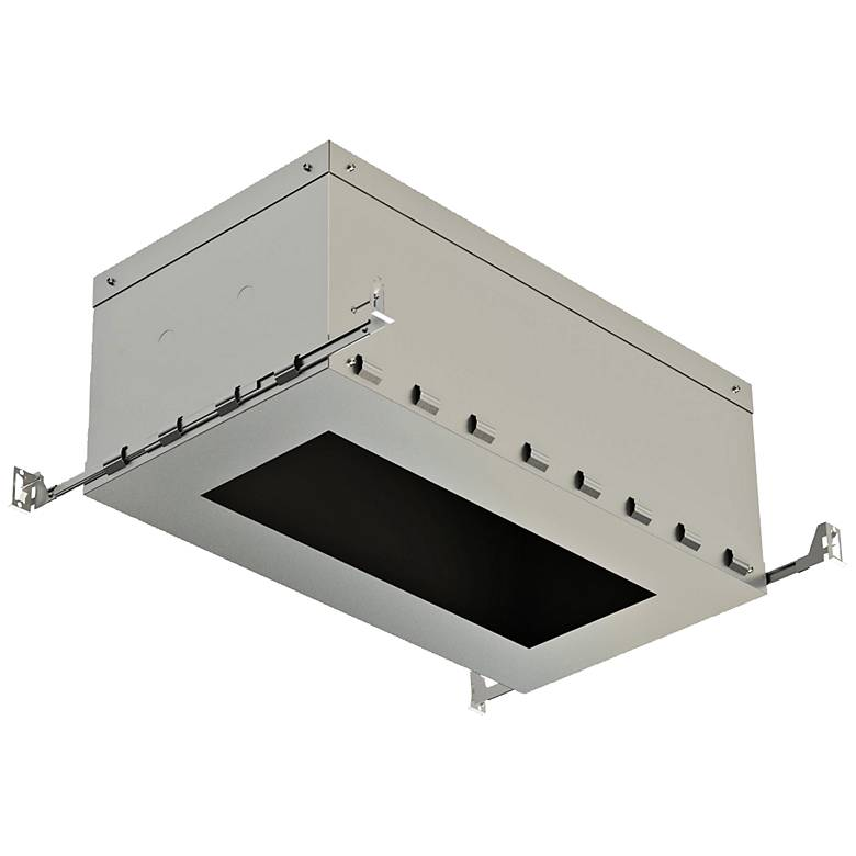 Eurofase Recessed Triple PAR20 Insulated Remodel Ceiling Box