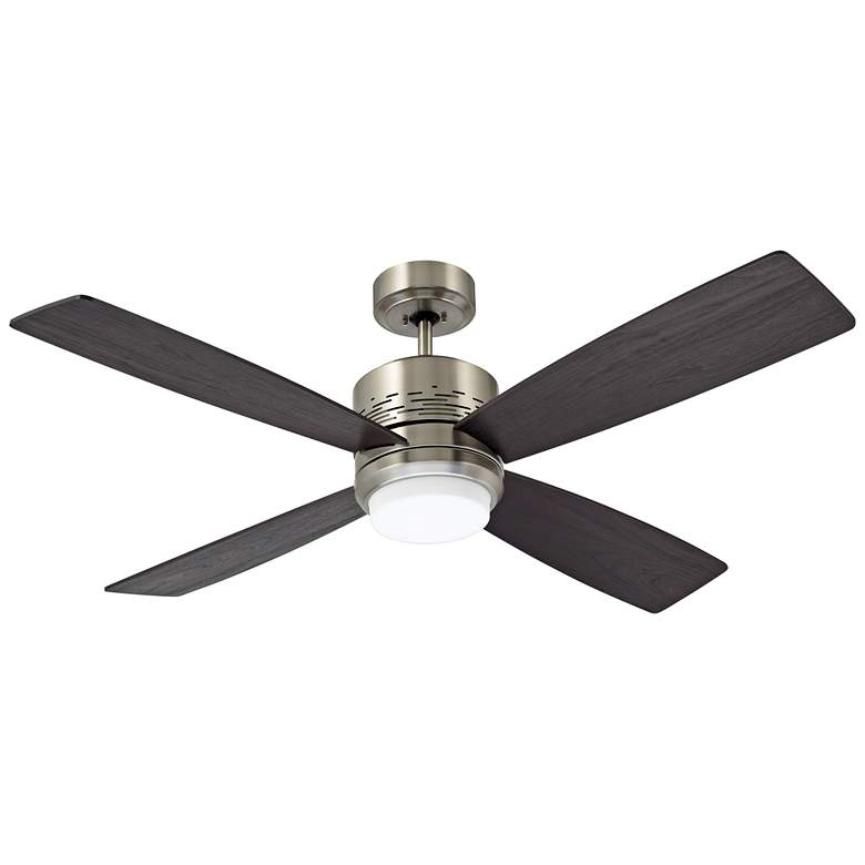 """50"""" Emerson Highrise Steel Ceiling Fan with LED Downlight"""