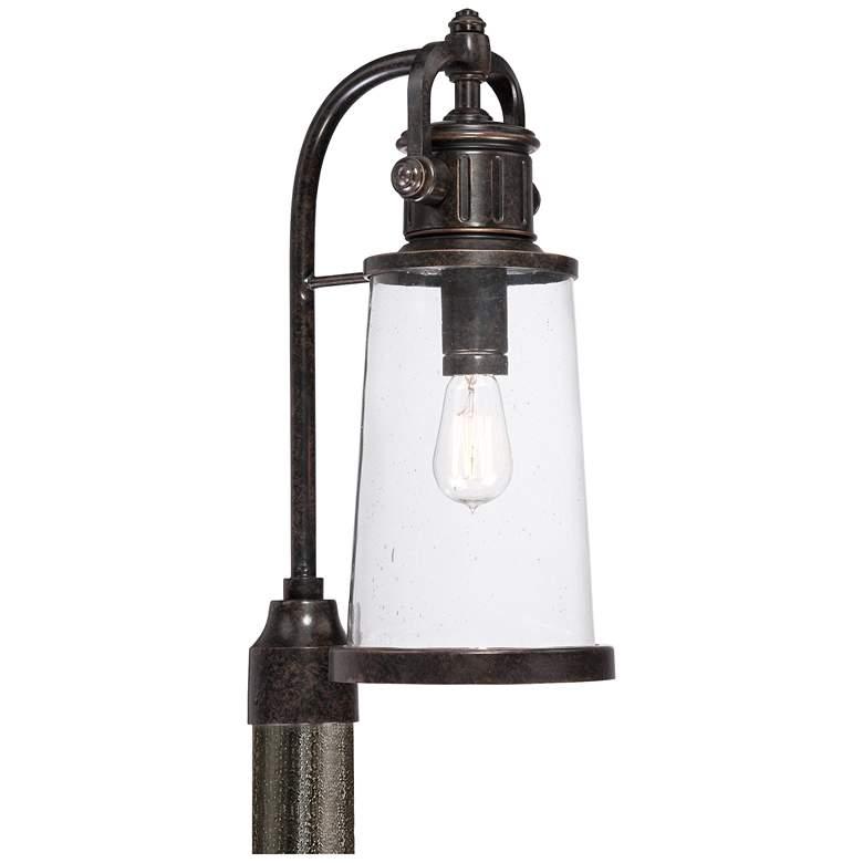 "Quoizel Steadman 20 1/2"" High Large Outdoor Post Light"