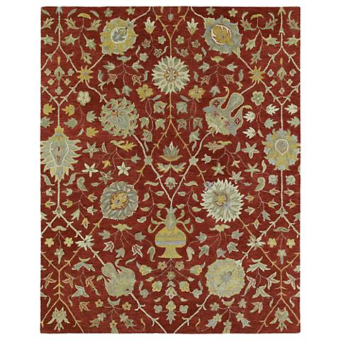 Kaleen Helena 3202-25 Aphrodite Wool Area Rug