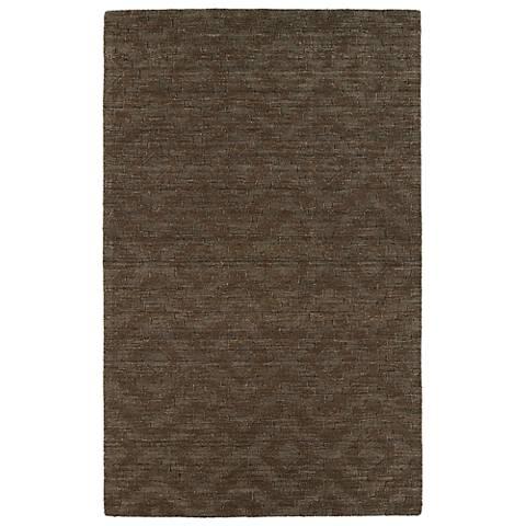 Kaleen Imprints Modern IPM04-40 Brown Rug