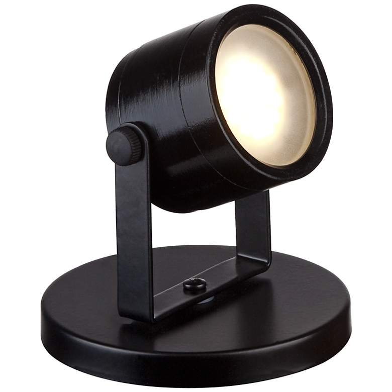 """Ladera 5"""" High LED Accent-Uplight in Black"""
