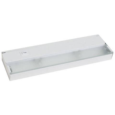"""Progress 12"""" Wide Xenon White Undercabinet Light"""
