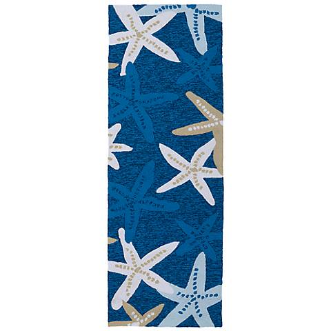 Kaleen Matira MAT04-17 Blue Indoor/Outdoor Rug