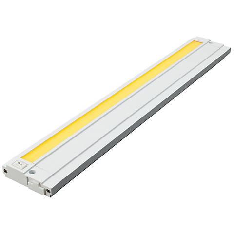 "Tech Unilume 90 CRI 19"" Wide LED White Undercabinet Light"