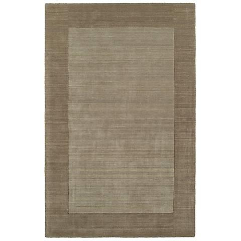 Kaleen Regency 7000-27 Taupe Wool Area Rug