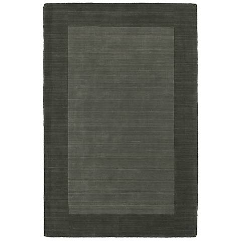 Kaleen Regency 7000-38 Charcoal Wool Area Rug