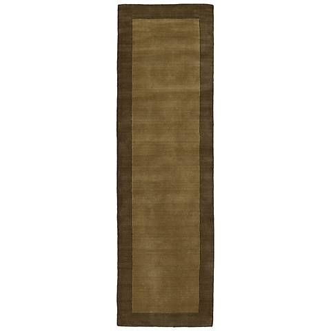 Kaleen Regency 7000-40 Chocolate Wool Area Rug