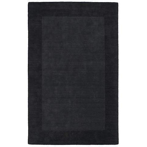 Kaleen Regency 7000-85 Carbon Wool Area Rug