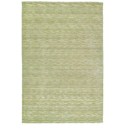Kaleen Renaissance 4500-33 Celery Wool Area Rug