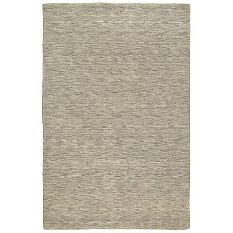 Kaleen Renaissance 4500-49 Brown Wool Area Rug