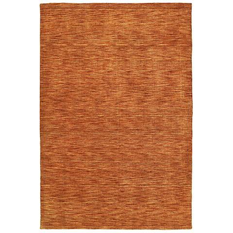 Kaleen Renaissance 4500-57 Salsa Wool Area Rug