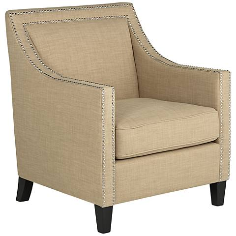 Flynn Heirloom Camel Accent Chair