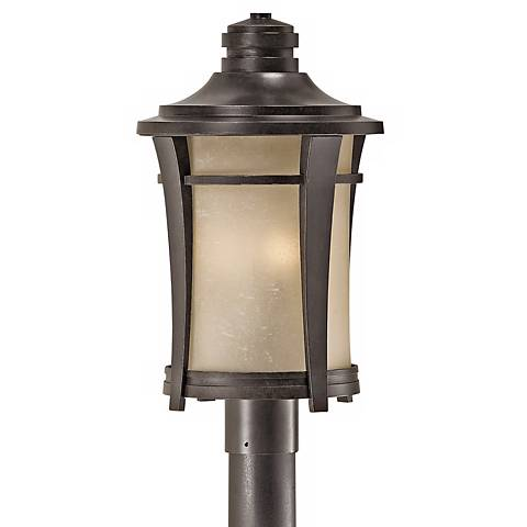 """Harmony Collection 19 1/2"""" High Outdoor Post Light"""