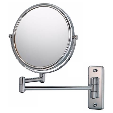 Aptations Swing Arm Silver Chrome 7 3 4 Quot Wide Vanity