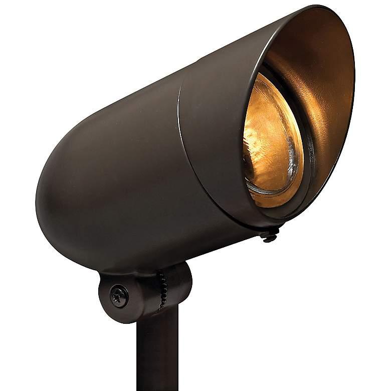 "Hinkley 6 1/4"" High Bronze Landscape Accent Spot Light"