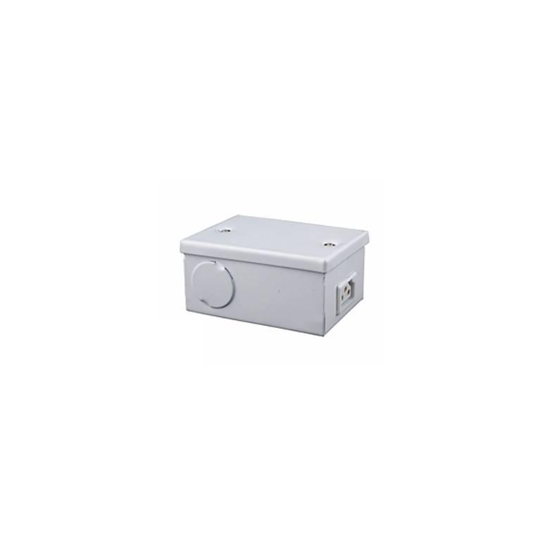 Sleek Plus Metal Hardwire Box for Under Cabinet Lighting