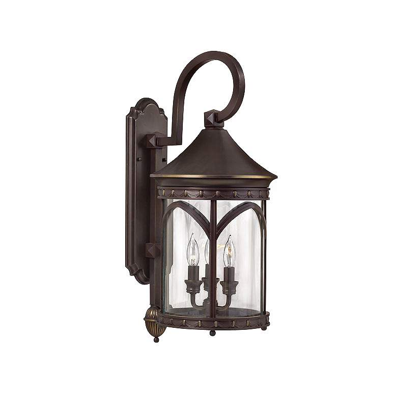 """Lucerne Collection 25"""" High Outdoor Wall Light"""