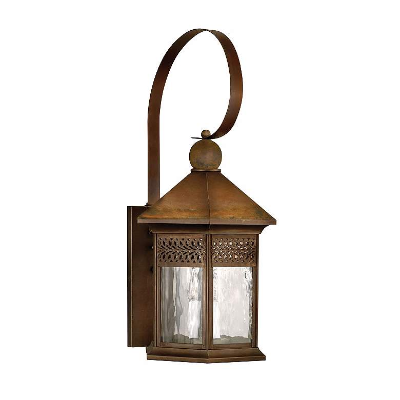 """Hinkley Westwinds Collection 27 1/2"""" High Outdoor Wall Light"""
