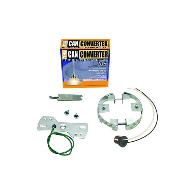 """4"""" Can Converter Recessed Can Light Converter Kit"""