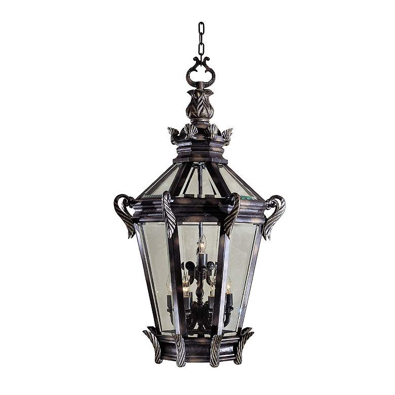 """Stratford Hall 46 1/2"""" High Outdoor Hanging Fixture"""