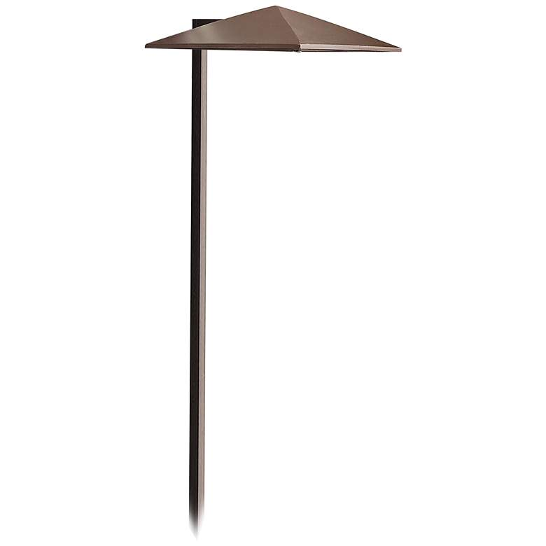 "Hinkley Harbor 21"" High Anchor Bronze Low Voltage Path Light"