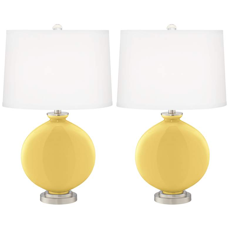 Daffodil Carrie Table Lamp Set of 2