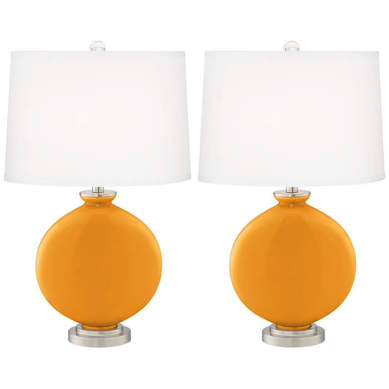 Carnival Carrie Table Lamp Set of 2