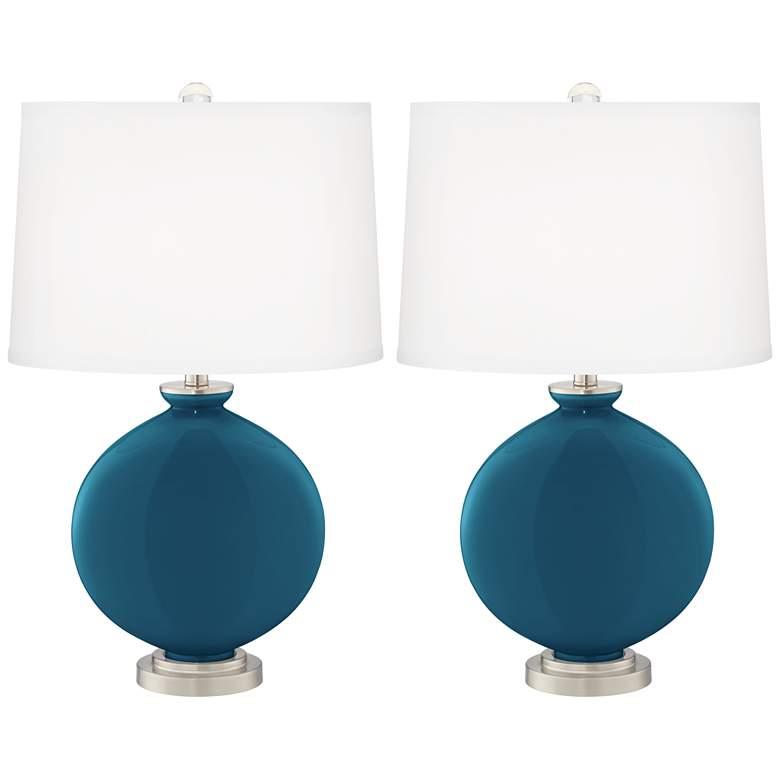 Oceanside Carrie Table Lamp Set of 2