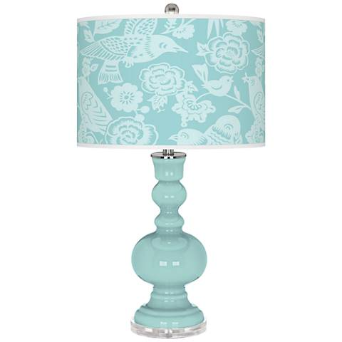 Cay Aviary Apothecary Table Lamp