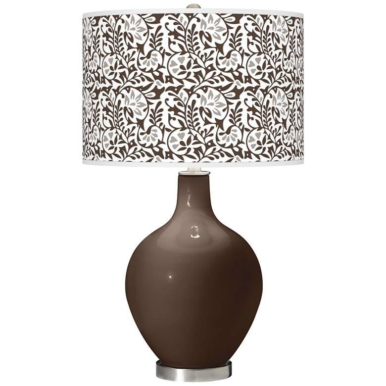 Carafe Gardenia Ovo Table Lamp