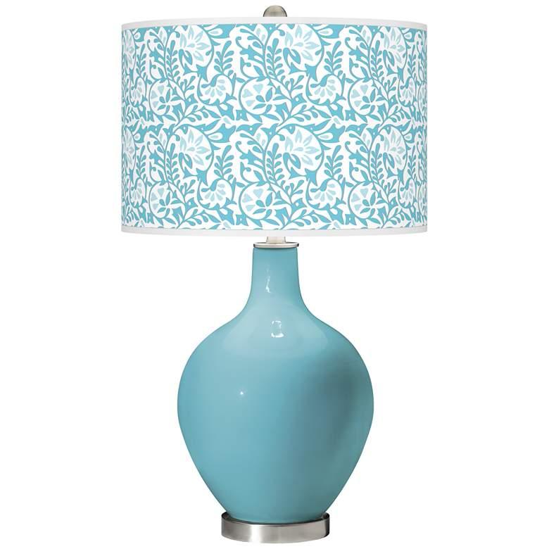 Nautilus Gardenia Ovo Table Lamp