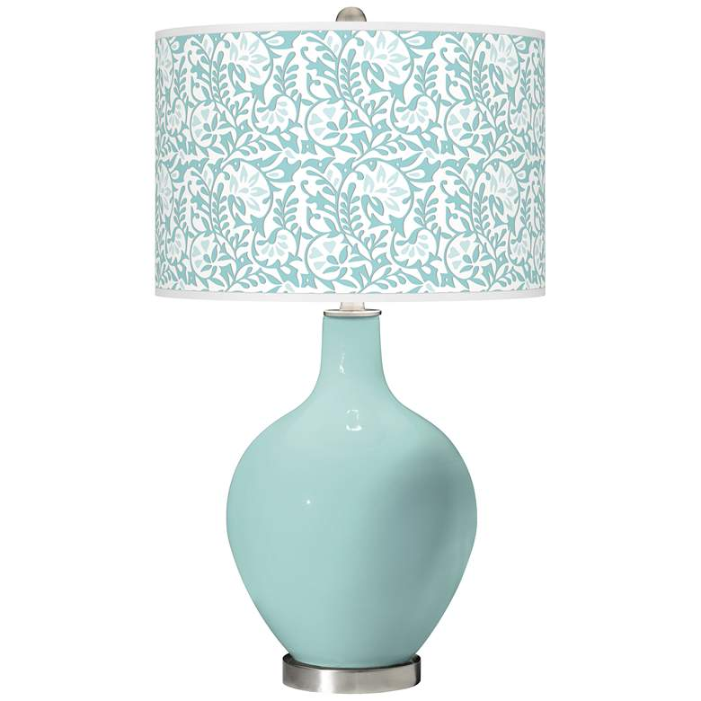 Cay Gardenia Ovo Table Lamp