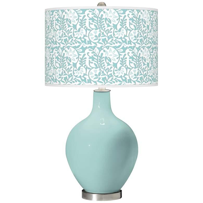 Cay Gardenia Ovo Table Lamp