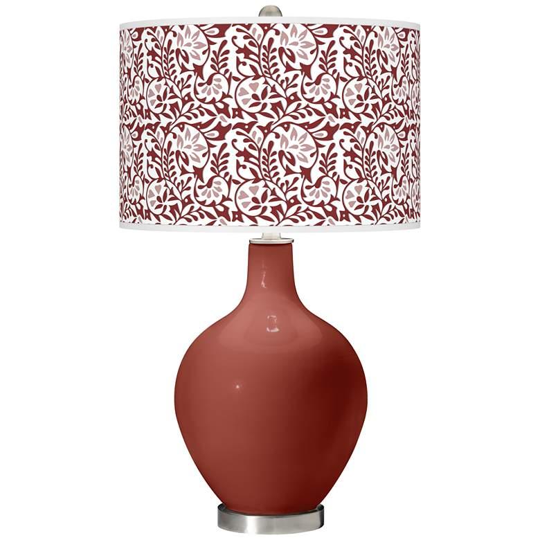 Madeira Gardenia Ovo Table Lamp