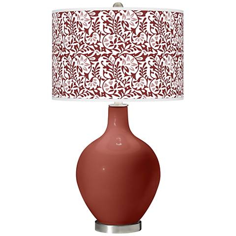 Madeira Gardenia Ovo Table Lamp