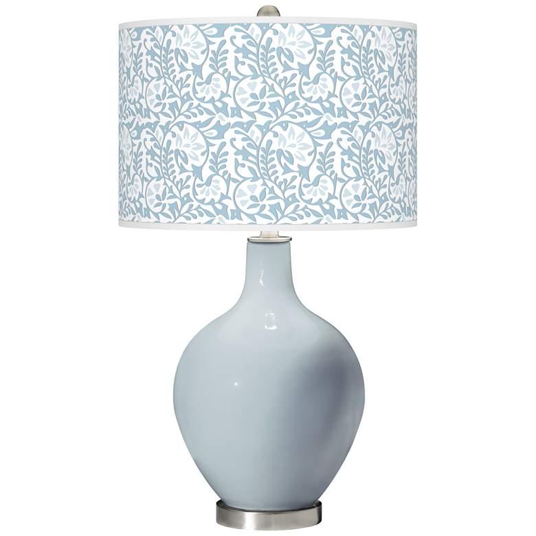 Take Five Gardenia Ovo Table Lamp