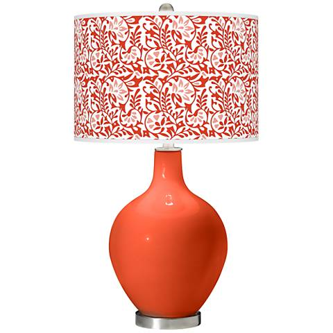 Daredevil Gardenia Ovo Table Lamp