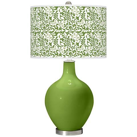 Gecko Gardenia Ovo Table Lamp