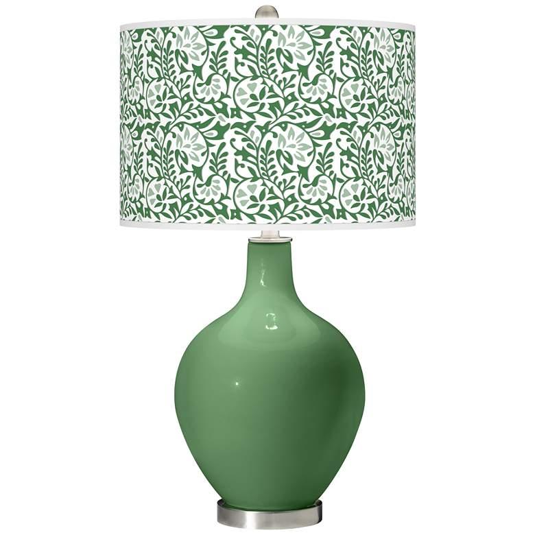 Garden Grove Gardenia Ovo Table Lamp